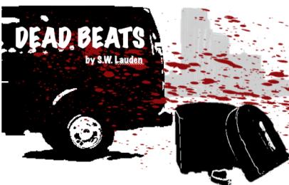 Dead Beats Postcard