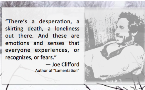 Joe Clifford quote card