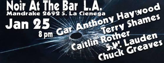 Noir Bar LA