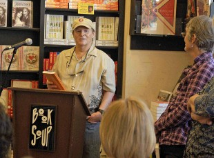 Paul D Marks at Book Soup 1 -- D1 -- DSC_0026
