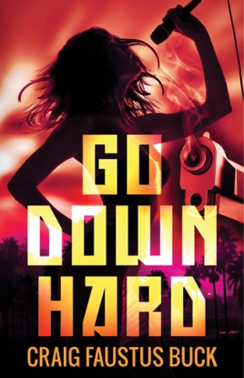 Go Down Hard_FrontCover