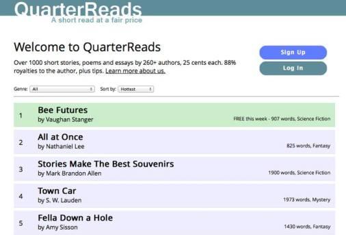 QuarterReads
