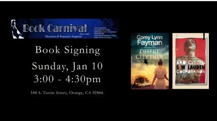 Book Carnival Event